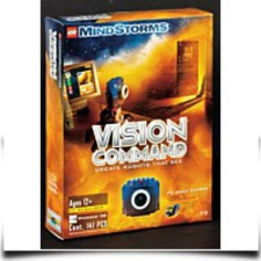 Mind Storms 9731 Vision Command Create
