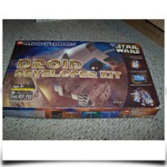 Mindstorms Star Wars Droid Developer