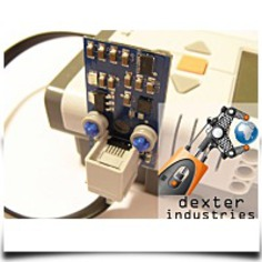Nxt Inertial Motion Unit