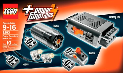 Technic Power Function Accessory Box - Mindstorm Lego Sets