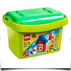 Toy Game Lego Duplo My First Set