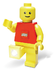 lego torch holiday season battery operated